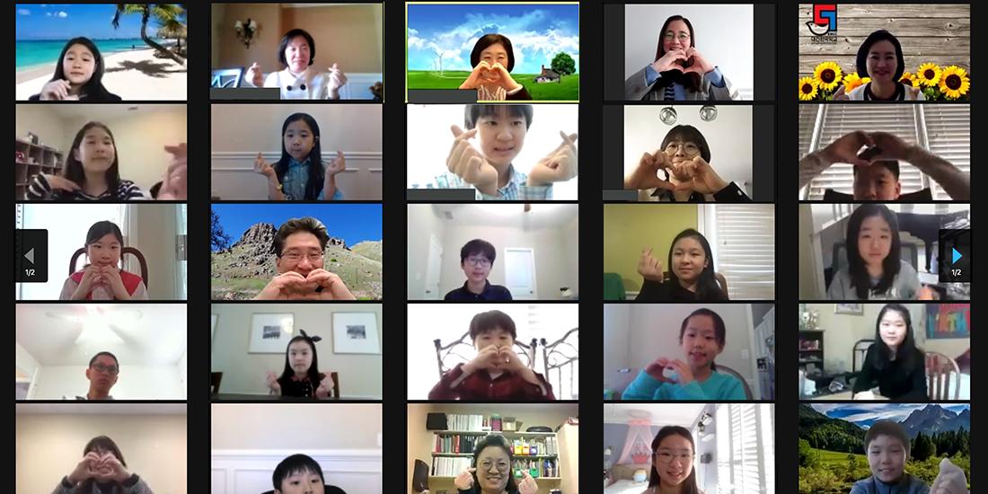 제 3 회 동남부 한글 글짓기 대회